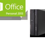 2015年12月モデルSlim Magnate IE Office2013スペック