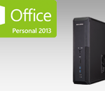 2015年4月モデルGALLERIA ST Office2013スペック