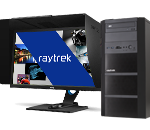 raytrek-V XT i7-6700 カラーマネージメントディスプレイセット 性能