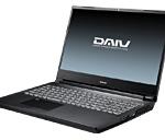 2021年2月中旬DAIV 5D-R5 Officeスペック
