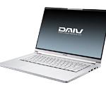 DAIV 5P i7-10750H 性能